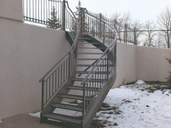 Curved Stair