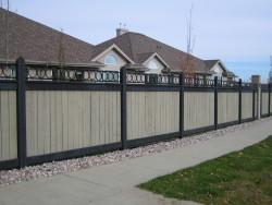 Fence-topper Design